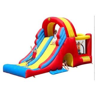 HAPPYHOP 9082 Mega Slide - otthoni légvár ugrálóvár