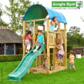 JUNGLE GYM Farm - Kerti otthoni faj�tsz�t�r torony