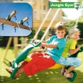 JUNGLE GYM 2 SEATER k�tszem�lyes hinta
