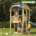 JUNGLE GYM Barn - Kerti otthoni faj�tsz�t�r torony