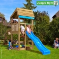 JUNGLE GYM Home - Kerti otthoni faj�tsz�t�r torony