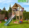 JUNGLE GYM House - Kerti otthoni faj�tsz�t�r torony