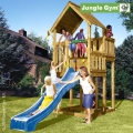 JUNGLE GYM Palace - Kerti otthoni faj�tsz�t�r torony