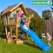 JUNGLE GYM Crazy Playhouse fah�zik�hoz terasz �s magas�t�s
