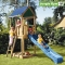 JUNGLE GYM Castle - Kerti otthoni faj�tsz�t�r torony