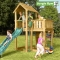 JUNGLE GYM Mansion - Kerti otthoni faj�tsz�t�r torony