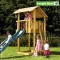 JUNGLE GYM Shelter - Kerti otthoni faj�tsz�t�r torony
